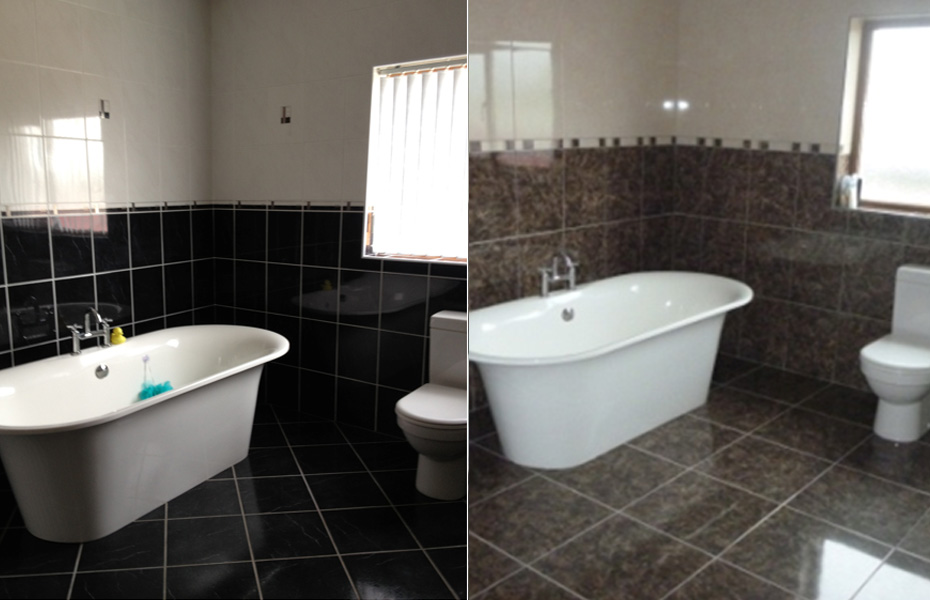 Mill contracts bathroom refurbishments northern for Bathrooms n ireland